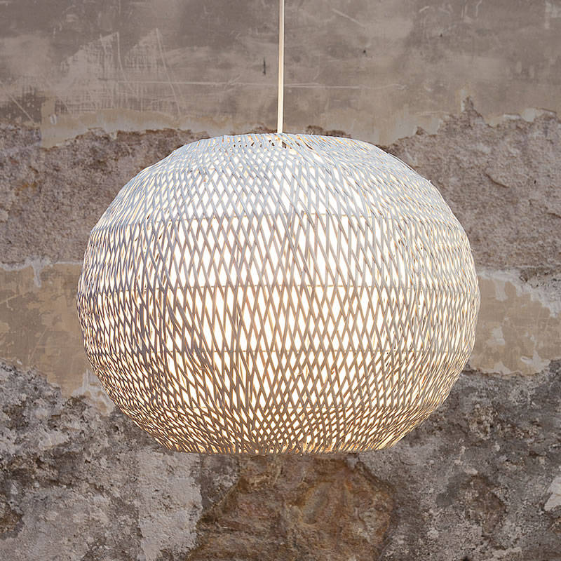 Romb suspension lamp