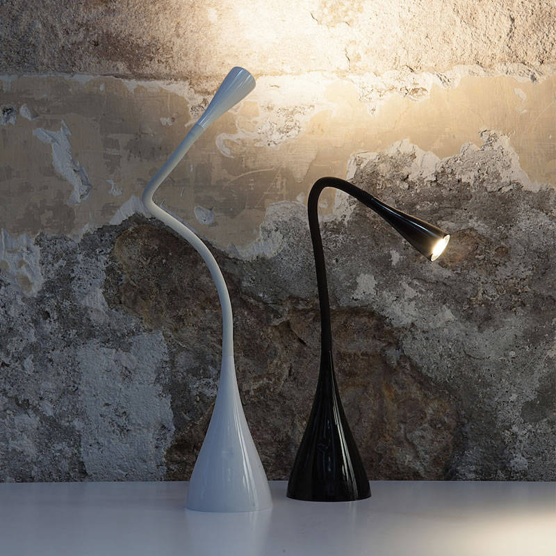 Led desktop slim lamp