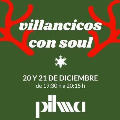 Christmas songs at Pilma!